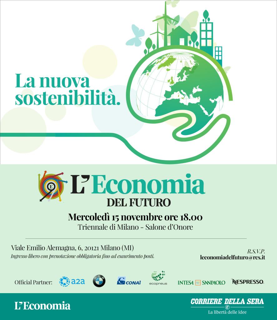 L'Economia del Futuro_Save the date