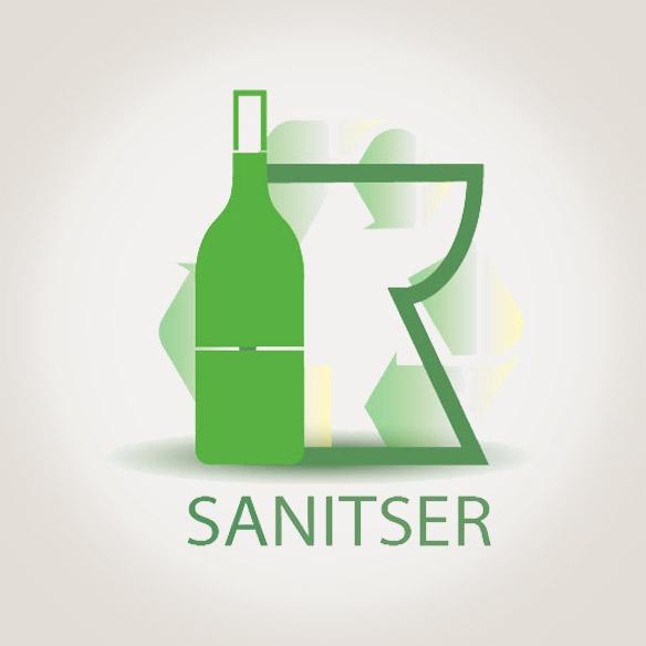 sanitser